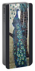 Resplendent Portable Battery Charger by Susan Duda