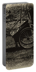 Portable Battery Charger featuring the photograph Rest Awhile by Mark Myhaver