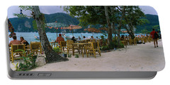 Restaurant On The Beach, Ko Phi Phi Portable Battery Charger
