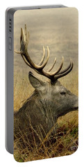 Resting Stag Portable Battery Charger