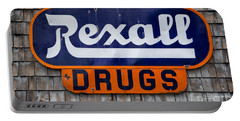 Rexall Drugs Portable Battery Charger