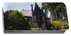 Rhine House At Beringer Winery St Helena Napa California Dsc1719 Portable Battery Charger
