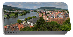 Rhine River Portable Battery Charger