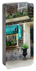 Rhode Island - Antique Shop Newport Ri Portable Battery Charger