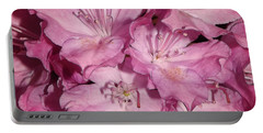 Rhododendron Bliss Portable Battery Charger