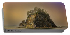 Rialto Beach - Little James Island Portable Battery Charger