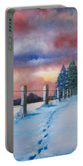 Rich Wintertide Portable Battery Charger