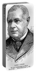 Richard Lyons (1817-1887) Portable Battery Charger