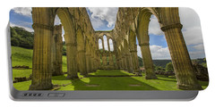 Rievaulx Abbey Portable Battery Charger