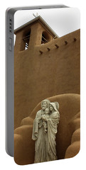 Righteous And Mercy Portable Battery Charger by Lucinda Walter