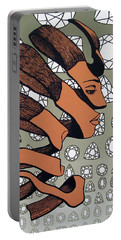 Rind Beauty Portable Battery Charger by Malinda Prudhomme