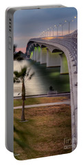Ringling Causeway Bridge Overlook Portable Battery Charger
