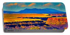 Rio Grande Gorge Lv Portable Battery Charger