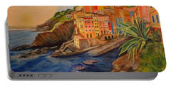 Riomaggiore Amore Portable Battery Charger