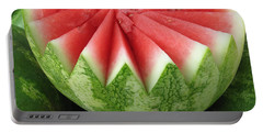 Ripe Watermelon Portable Battery Charger