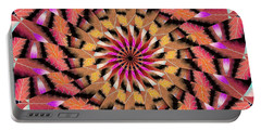 Rippled Source Kaleidoscope Portable Battery Charger