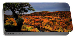 Portable Battery Charger featuring the photograph Rise And Look Around You by Robert McCubbin