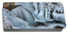 River Ice Portable Battery Charger