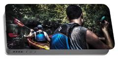 River Kayaking Portable Battery Charger
