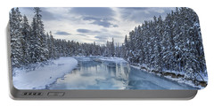 River Of Ice Portable Battery Charger