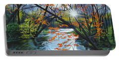 River Of Joy Portable Battery Charger