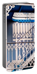 Riverboat Railings Portable Battery Charger