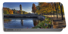 Riverfront Park - Spokane Portable Battery Charger