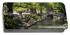 Portable Battery Charger featuring the photograph Girl By The Water by Steven Sparks