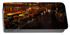 Riverwalk Night Portable Battery Charger