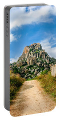 Road Into The Hills Portable Battery Charger