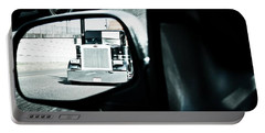 Portable Battery Charger featuring the photograph Road Rage by Aaron Berg