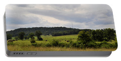 Portable Battery Charger featuring the photograph Road Trip 2012 by Verana Stark