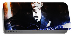 Robert Johnson - King Of The Blues Portable Battery Charger