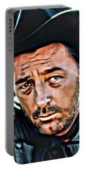 Robert Mitchum Portable Battery Charger