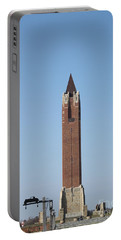 Robert Moses Tower At Jones Beach Portable Battery Charger