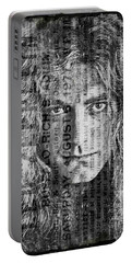 Robert Plant - Led Zeppelin Portable Battery Charger