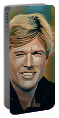 Robert Redford Portable Battery Charger