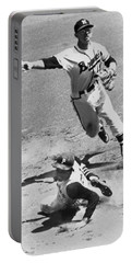 Roberto Clemente Sliding Portable Battery Charger
