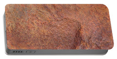 Rock Abstract #3 Portable Battery Charger