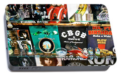 Portable Battery Charger featuring the photograph Rock And Roll On St. Marks   Nyc by Joan Reese