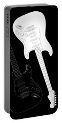Rock And Roll Yin Yang Portable Battery Charger