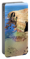 Rocky Point Sunset Cliffs Portable Battery Charger