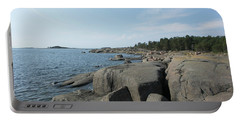 Rocky Seashore 2 In Hamina  Portable Battery Charger