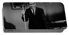 Rod Serling Portable Battery Charger
