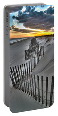 Rogers Beach First Day Of Spring 2014 Portable Battery Charger