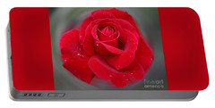 Rolands Rose Portable Battery Charger