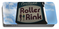 Roller Rink Portable Battery Charger
