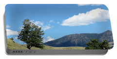 Portable Battery Charger featuring the photograph Rolling Hills by Laurel Powell