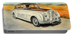Rolls Royce Silver Cloud Portable Battery Charger