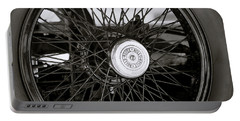 Rolls Royce Wheel Portable Battery Charger